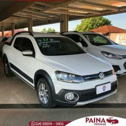 Volkswagen Saveiro Cross CD T.Flex 2016 Completo - 2016