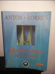 Livro Algebra Linear com Aplicações