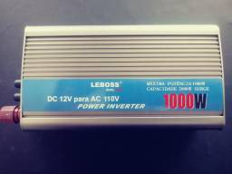 Inversor Solar 12v para 110v 1000w