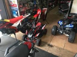 Título do anúncio: Mini motos e mini quadriciclos