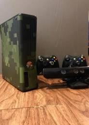 Xbox 360 com Kinect - Oportunidade!