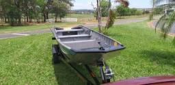 Barco de 6 mts com carreta A partir de 6800 conjunto zero - 2019
