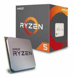 Processador AMD Ryzen 5 1600, Cooler Wraith Spire,AM4, Sem Vídeo Integrado-