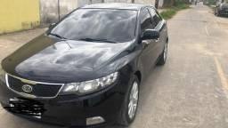 Kia Cerato 1.6 Sx3 16v Gasolina 4p Automático - 2012