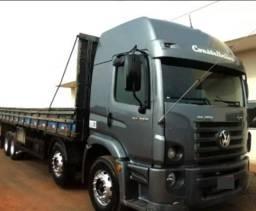 Vw 24250 Bi-truck (Parcelamos) - 2011
