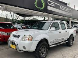 FRONTIER 2.8 XE ATTACK 4X4 CD TURBO ELETRONIC DIESEL 4P MANUAL - 2004