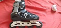 Vendo patins semi novo ABEC-7 só estou vendendo pq n uso e esta em bom estado
