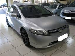 Civic 1.8 lxs 16v flex 4p manual - 2008