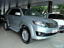Toyota Hilux SW4 2.7 SR 4x2  Automática 2014 - 2014