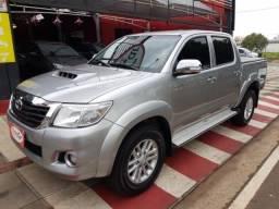 Toyota hilux 2015 3.0 srv 4x4 cd 16v turbo intercooler diesel 4p manual - 2015