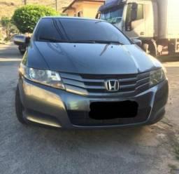Honda city 2010/11 flex impecável - 2010