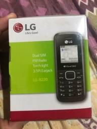 Vendo celular lg b220