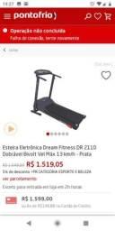 Esteira Eletrônico Dream Fitness
