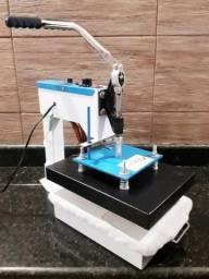 Oportunidade!! Máquina de estampar camiseta - Compacta Print P25