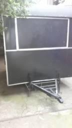 Vendo trailer ou alugo