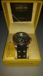 543aec942b9 Relógio Invicta edição limitada ORIGINAL