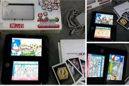 Nintendo 3Ds Xl versão dream team limitada