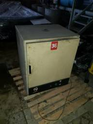 Estufa industrial até 100 graus