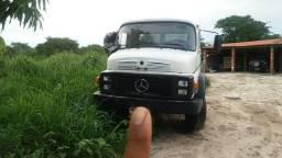 Caminhão mercedes nova.! - 1981
