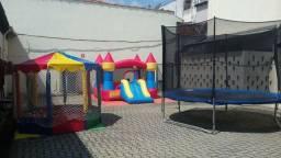 Locação de Brinquedos, Jabaquara, Interlagos, Grajaú, SESC, Santo Amaro, Sabará, Av. Santa
