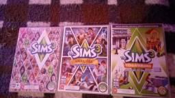 Usado, The Sims 3 + pacotes de expansão comprar usado  Porto Alegre