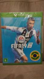 FIFA 19, Xbox One (Lacrado)