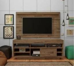 Rack para TV com Painel para TV até 47? - Artely Roma