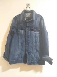 Jaqueta Jeans Masculina tamanho P