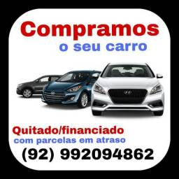 Carros compro financ/quitado