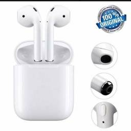 Fone i8 wireless Bluetooth Case Carregador