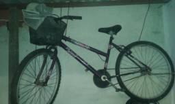 Bicicleta feminina gilmex aro 26 pouco uso