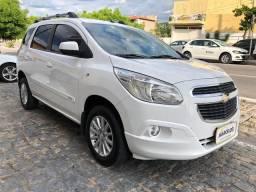 Gm - Chevrolet Spin   Revisada   Transferência Grátis   Carro Primeira   - 2013