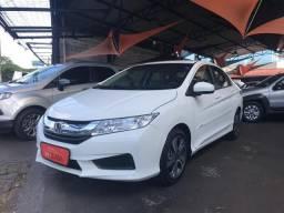 'City Honda/ City Lx 1.5 CVT Flex 17/17 Branco'