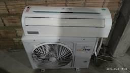 Central de Ar condicionado 12mil BTUs Unifrio (leia)