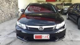 Honda Civic 1.8 lxl 16v aut (estado de novo) - 2012