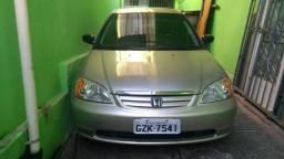 Honda Civic modelo 2001 automático