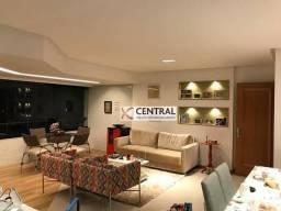 Apartamento com 4 dormitórios à venda, 137 m² por R$ 990.000,00 - Caminho das Árvores - Sa