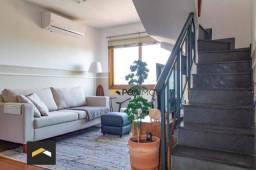 Cobertura com 2 dormitórios para alugar, 197 m² por R$ 2.640,00/mês - Petrópolis - Porto A