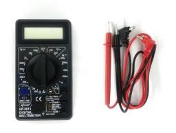 7960 - Multímetro Digital Visor Lcd KP-8013 - Knup