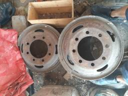 Duas rodas roda 8 furos para 1113