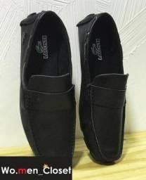 Mocassim e Sapato