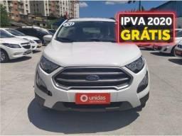 Ford Ecosport Se 1.5 Ti Cvt Flex Aut. Branco 2020 - 2020