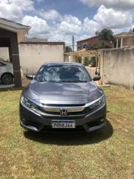 R$ 84.999 Honda Civic EXL Novo 2017/2017 - 2017