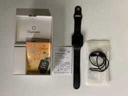 Vendo Smartwatch Champion Original/ Ainda na garantia