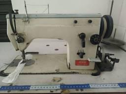 Máquina Ziguezague Semi Industrial