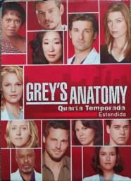 Grey's Anatomy Quarta Temporada