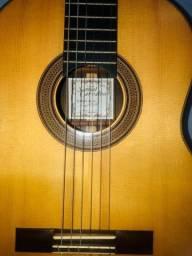 Violao Luthier Samuel Carvalho Double-top Profissional N 544