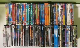 Coleção de DVDs a partir de R$ 5 - Parte 1