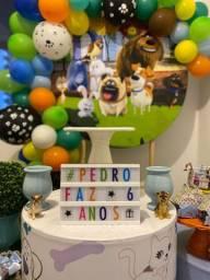 Festas e artigos para decoração