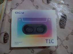 Fone sem fio QCY-T1C